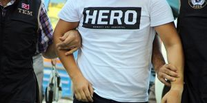 """""""HERO"""" Yazılı Tişört """"Suç Aleti"""" mi Oldu?"""