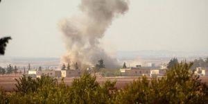 PKK/PYD'den Azez'e Havan Topu Saldırısı