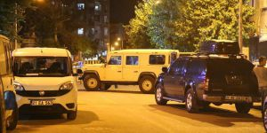 Diyarbakır'da İlçe Emniyet Müdürlüğüne Saldırı