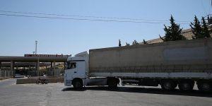 BM'den İdlib'e 17 Tır İnsani Yardım