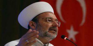 Mehmet Görmez'den Manifesto Niteliğinde Veda Konuşması