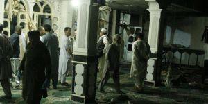 Afganistan'daki Cami Saldırısında Can Kaybı Sayısı 29 Oldu!