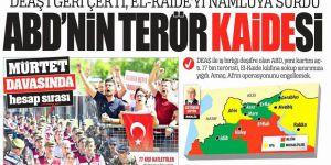 Türkiye Gazetesi'nden Suriye Gerçeklerini Altüst Eden Manşet