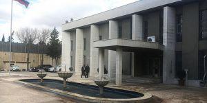 Rusya'nın Şam'daki Büyükelçiliğine Havan Saldırısı!