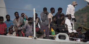"""""""Akdeniz'de Bu Yıl 2 Bin 397 Göçmen Hayatını Kaybetti"""""""