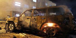Bingazi'de Cami Önünde Patlama: 7 Yaralı!