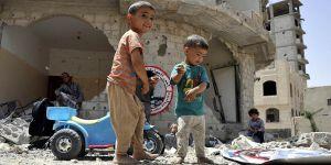 """""""Yemen'de Yılbaşından Bu Yana 201 Çocuk Öldürüldü"""""""