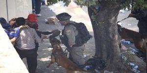 İşgal Güçleri Batı Şeria'da 5 Filistinliyi Yaraladı