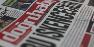 İşkenceyi Gündemleştiren Gazetenin Dağıtıcısı Alıkonuldu!