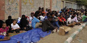 """""""Yemen'deki Afrikalı Göçmen Sayısı 30 Bini Aştı"""""""