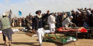 Kâbil Yönetimi Feryab'da Sivilleri Hedef Aldı!