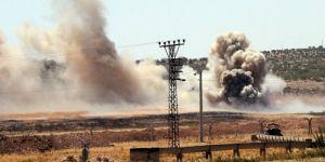 Direnişçilerin Eğitim Kampına Yönelik Saldırıyı IŞİD Üstlendi!