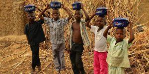 Kongo'da Açlık Alarmı!