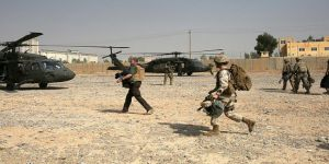 Irak Ordusu'ndan Telafer'e Hava Bombardımanı