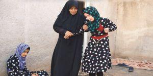 PYD/PKK Suriyeli Anneyi 3 Çocuğuyla Birlikte Evinden Etti