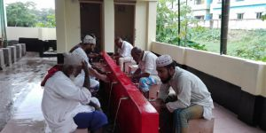 Sivas Özgür-Der Bangladeş'te İki Su Kuyusu Açtı