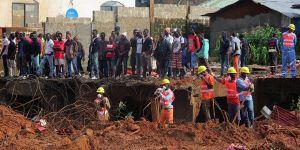 Sierra Leone'deki Afette Ölü Sayısı 350'yi Geçti!