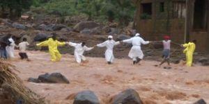 Sierra Leone'deki Felaket: En Az 600 Kişi Hâlâ Kayıp!