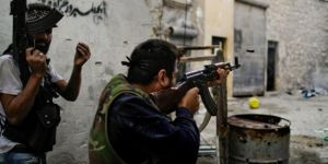 """""""Doğu Guta'da Son Bir Haftada 50 Esed Askeri Öldürüldü"""""""