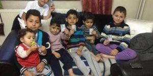 Sivas Özgür-Der'in Muhacirlere Yardımları Aralıksız Devam Ediyor