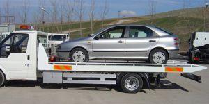 Avukatın Aracını Çeken Çekici Haczedilip Trafikten Men Edildi