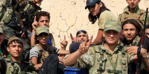 Birleşik Suriye Ordusu İran ve Rusları Hedef Alacak