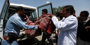 Suudi Arabistan'dan Yemen'de Otele Saldırı!