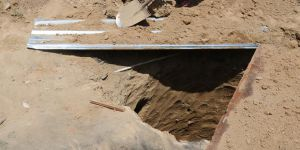 Irak'ta İki Toplu Mezar Bulundu