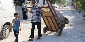 Suriyeli Baba ve Oğul Protez Göz İçin Çöp Topluyor!