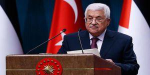 Abbas: Gazze'siz Filistin Devleti Kabul Edilemez
