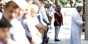 Ankara'da Arakan'daki Katliama Protesto ve Gıyabi Cenaze Namazı