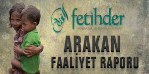 FETİH-Der'den Arakan Müslümanlarına Yardım