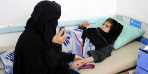 Yemen'deki Kolera Salgınında Ölü Sayısı 2 Bin 43'e Yükseldi