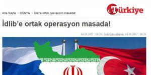 Türkiye Gazetesi Operasyon Gazeteciliğinin En Berbat Örneklerini Veriyor!