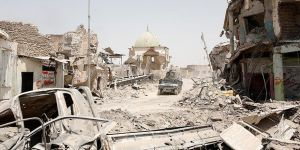 """""""Musul'da Enkaz Altından 2 Bin 650 Sivilin Cesedi Çıkarıldı"""""""