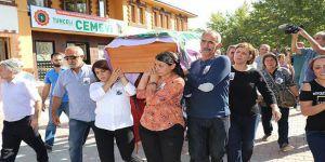 Tuğluk'un Annesi Tunceli'de Gömüldü