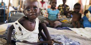 2017'yi Açlıktan Ölen Çocuklarla Hatırlayacağız!