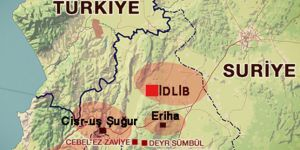 Esed Rejimi İdlib'e Saldırdı: 4 Ölü, 7 Yaralı