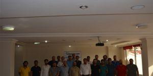 Özgür-Der Anadolu Şube-Temsilcilikleri 6.İstişaresi Gerçekleştirildi