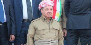 """Barzani'den Bağdat'a """"Dostane Diyalog"""" Çağrısı"""