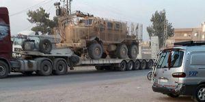 ABD'den PKK/PYD'ye Zırhlı Araç Sevkiyatı!