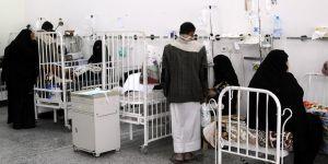 Yemen'de Kolera Salgını Giderek Yayılıyor!