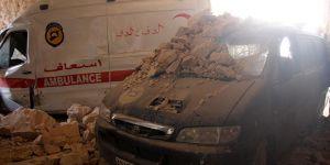 İdlib'de Sivillere Yönelik Yoğun Hava Saldırıları Sürüyor!