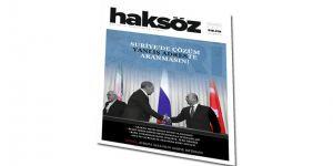 Haksöz Dergisinin Eylül-Ekim Sayısı Çıktı!