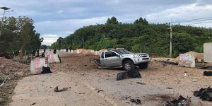 Patani'de Budist Polislere Saldırı: 4 Ölü