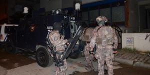 Uyuşturucu Satıcılarına Operasyon: 19 Gözaltı