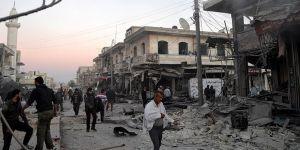 Rusya ile Esed Rejimi Hastane ve Okulları Vuruyor!