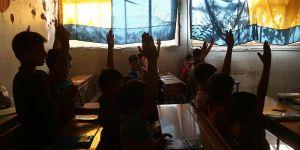 Abluka Altındaki Doğu Guta'da Eğitim Mücadelesi!