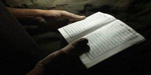 Müslüman Gencin Yüreğinde Yanan Meşale