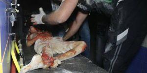 Özgür-Der: Çatışmasızlık Yalanı İle İdlib'te Siviller Katlediliyor!